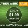 HostPapa's optimized for WordPress web hosting
